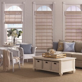 Window treatments in Conroe, TX