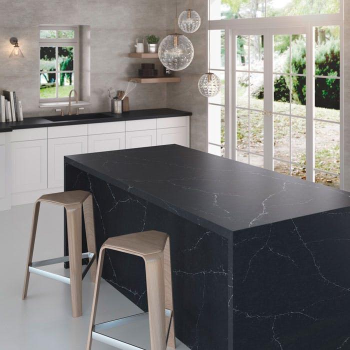 sile stone countertop