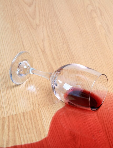 laminate wine spill | Color Interiors