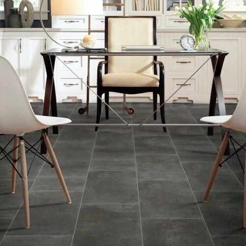 office tile flooring