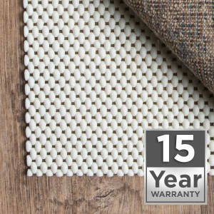 15 year rug pad warranty