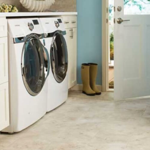 laundry room tile flooring