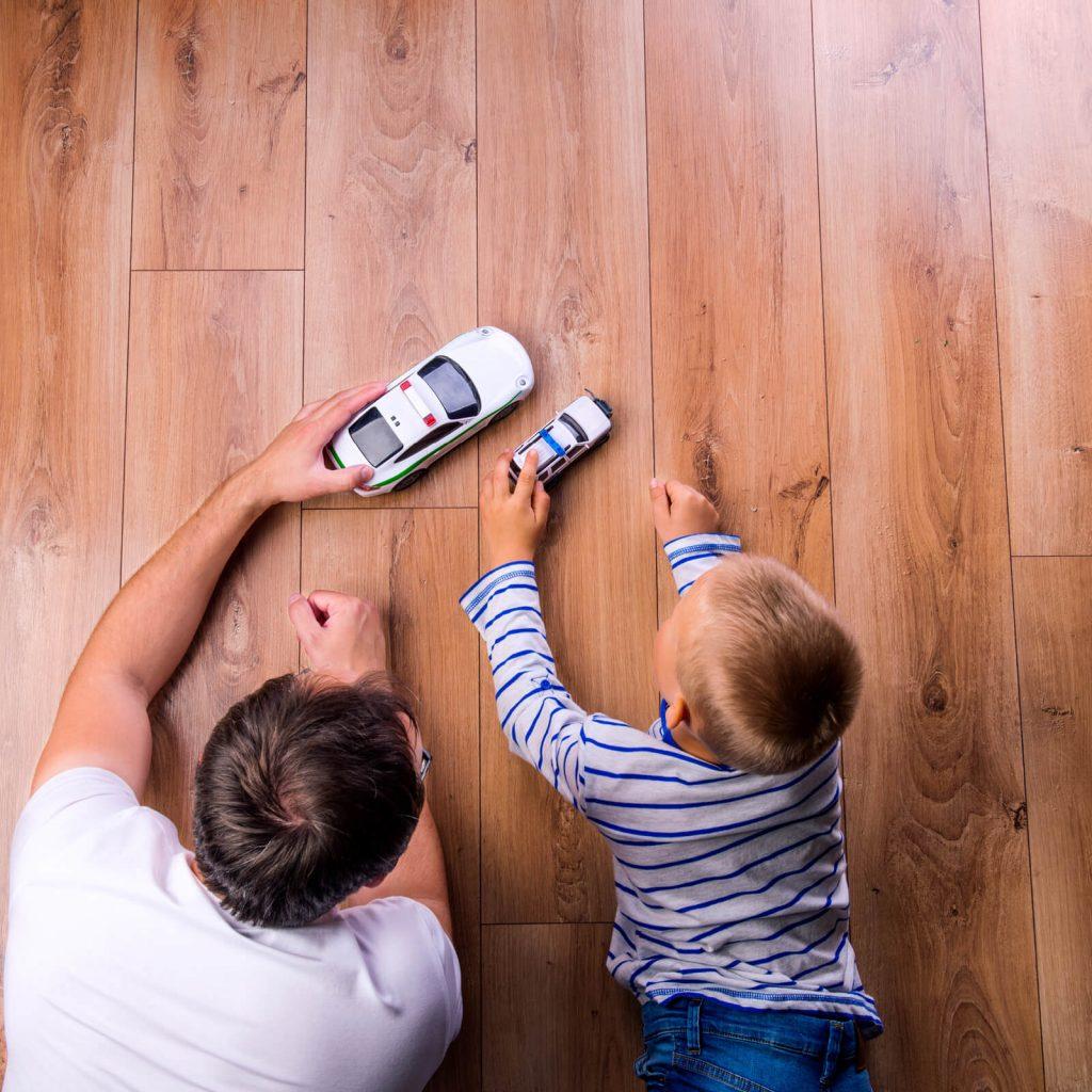 Best Types of Hardwood Flooring for Families