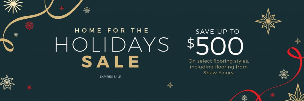 Home For the holiday sale | Color Interiors
