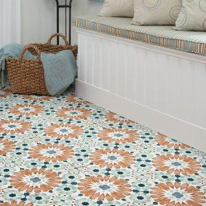 Islander tiles | Color Interiors